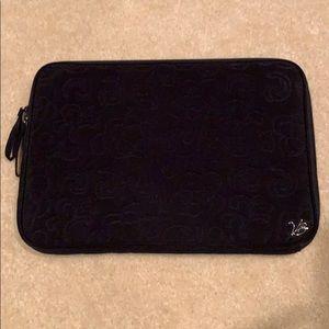 """NWOT Vera Bradley 17"""" Laptop Sleeve"""